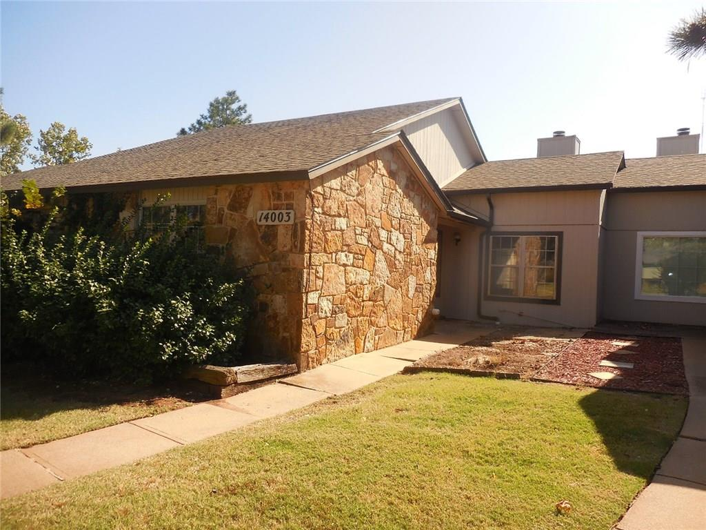 14003 Crossing Way West, one of homes for sale in Edmond