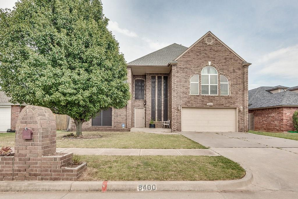 One of Oklahoma City Southeast 4 Bedroom Homes for Sale at 8400 John Robert Drive