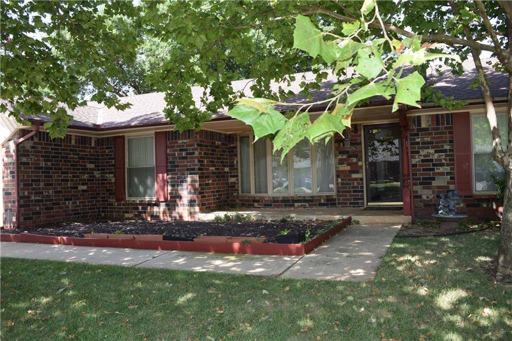 One of Oklahoma City Southeast 4 Bedroom Homes for Sale at 5801 Ryan Drive