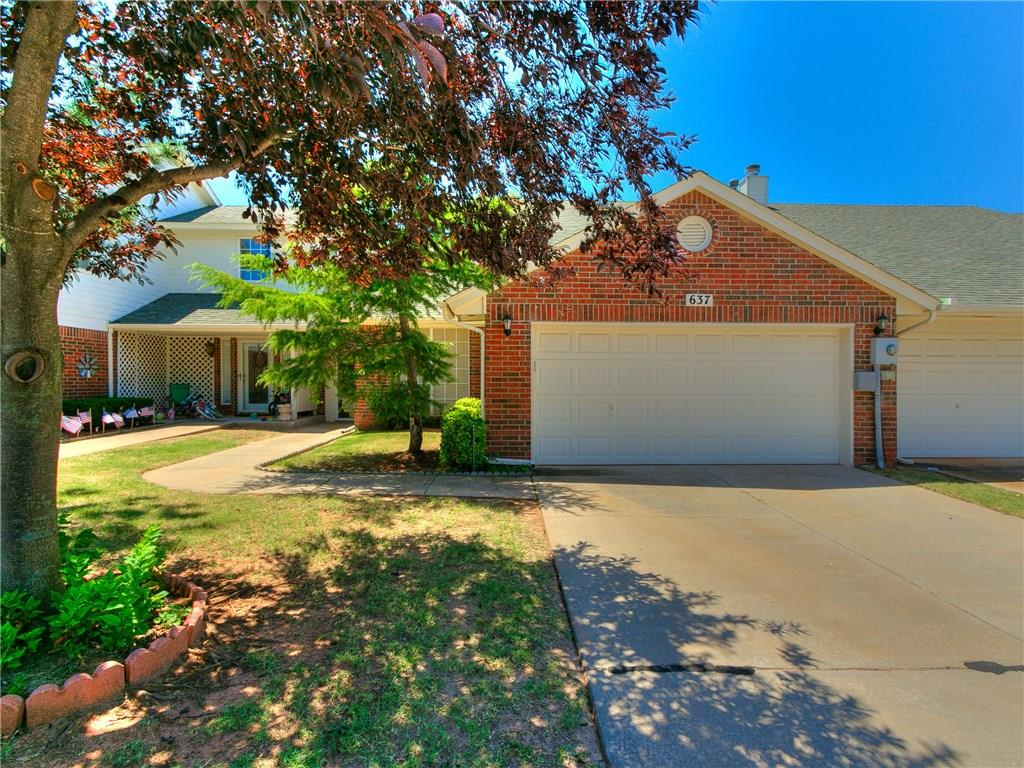 One of Edmond 2 Bedroom Homes for Sale at 637 Doe Trail