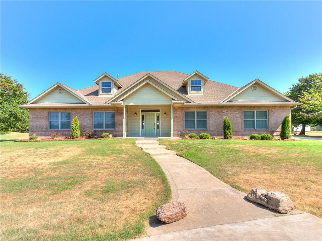 11413 Burning Oaks Drive, one of homes for sale in Oklahoma City Southeast