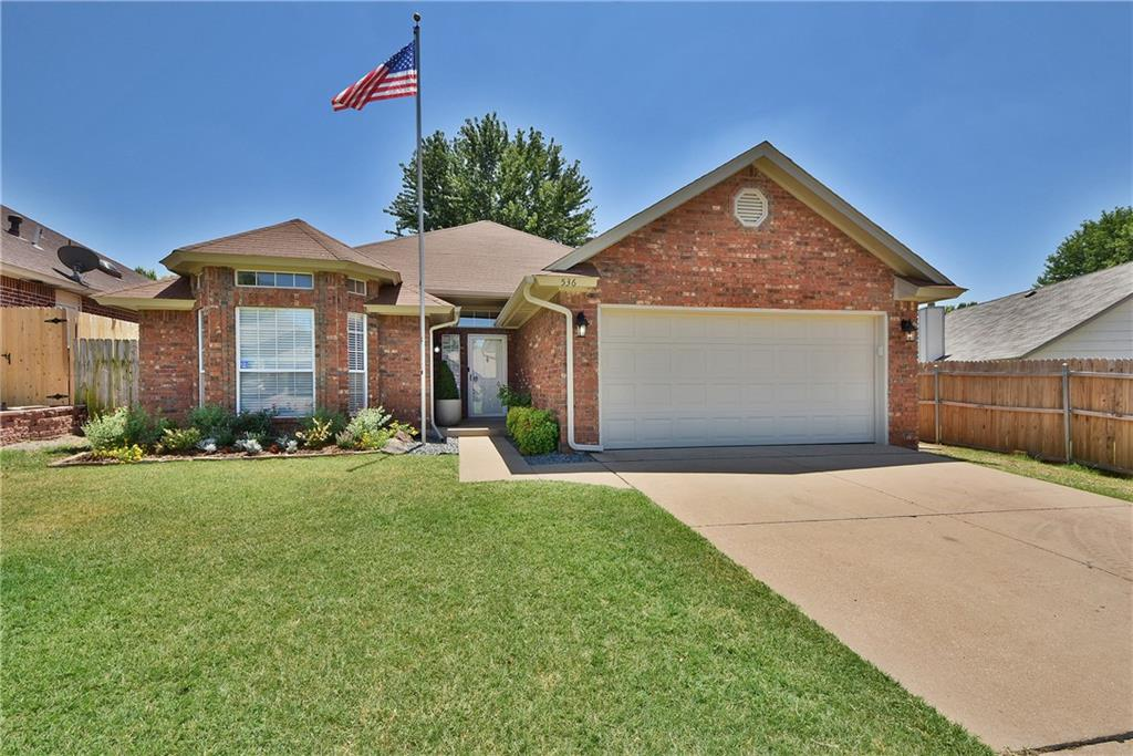 536 NW 170th Street 73012 - One of Edmond Homes for Sale