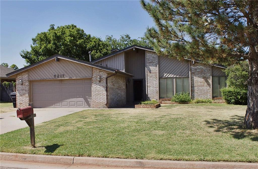 One of Oklahoma City West 5 Bedroom Homes for Sale at 5217 NW 109th Street