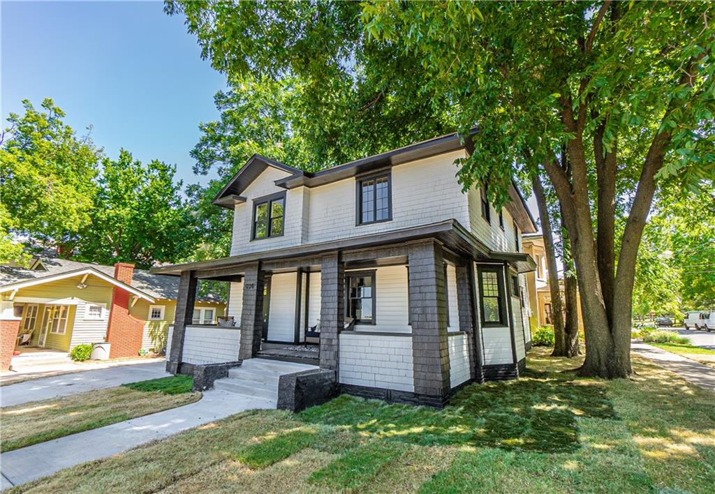 One of Oklahoma City Central 3 Bedroom Homes for Sale at 634 NW 20th Avenue
