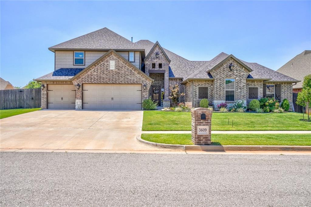 3609 Chesterfield Place, Oklahoma City Southwest, Oklahoma