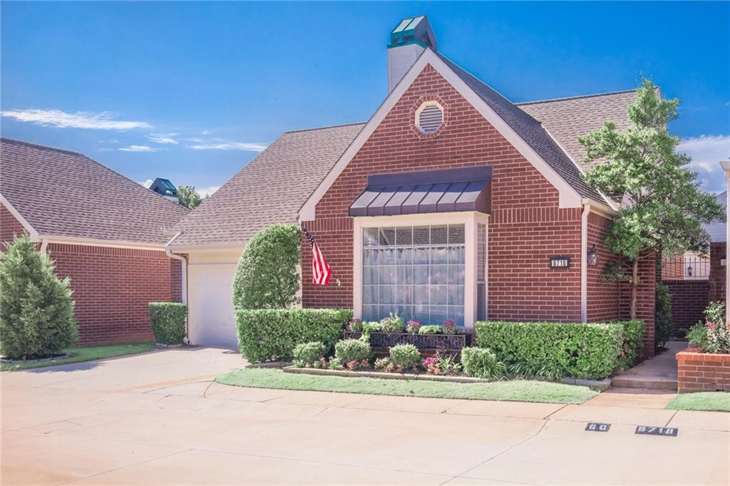 One of Oklahoma City NW 2 Bedroom Homes for Sale at 8718 N May Avenue