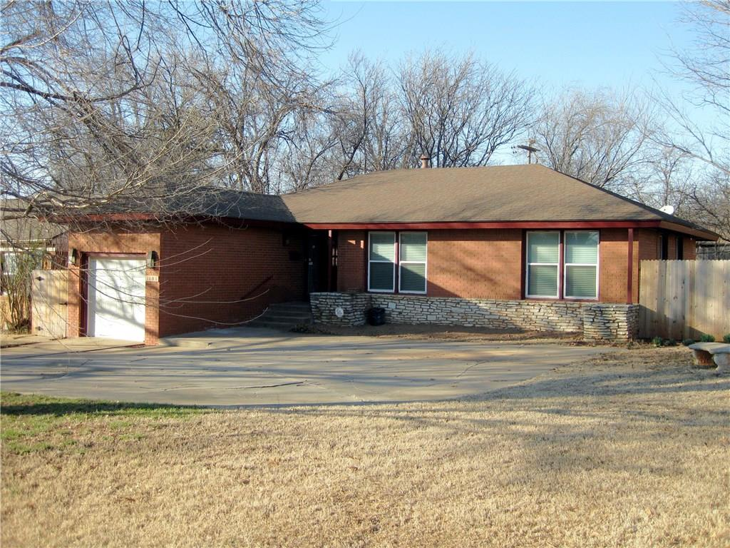 1101 W BEDFORD Drive, Oklahoma City NW in Oklahoma County, OK 73116 Home for Sale