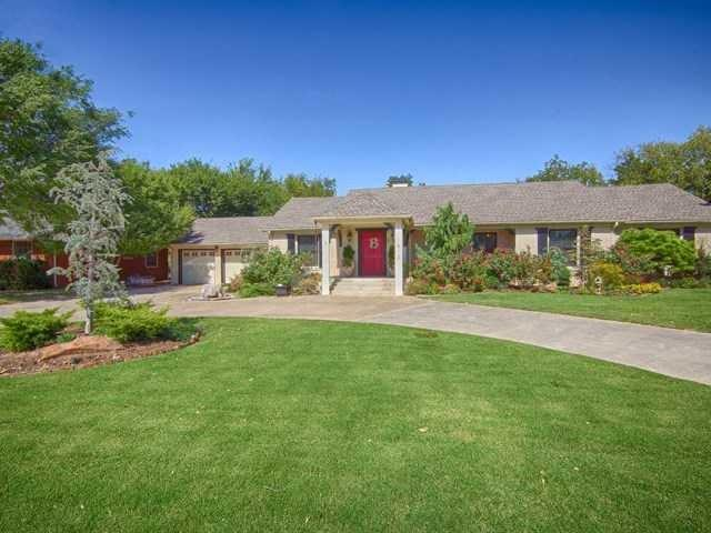 1813 W Wilshire Boulevard, one of homes for sale in Oklahoma City NW