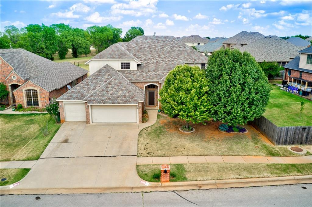 2708 Lysander Place, Oklahoma City Southwest in Canadian County, OK 73128 Home for Sale