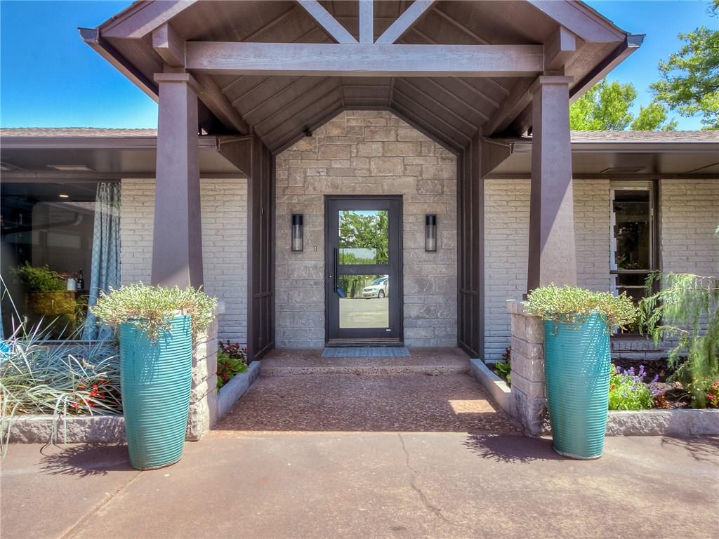 One of Lake Hefner 4 Bedroom Homes for Sale at 3201 Twisted Oak Place