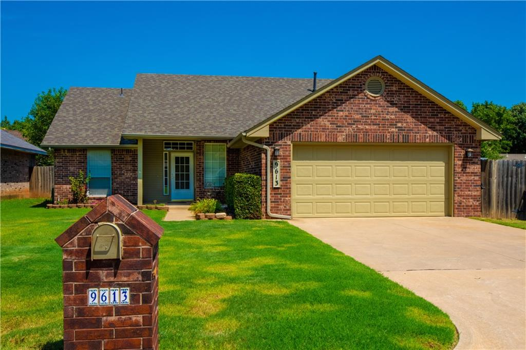 9613 Sun Drop Place, Oklahoma City Southwest in Canadian County, OK 73128 Home for Sale