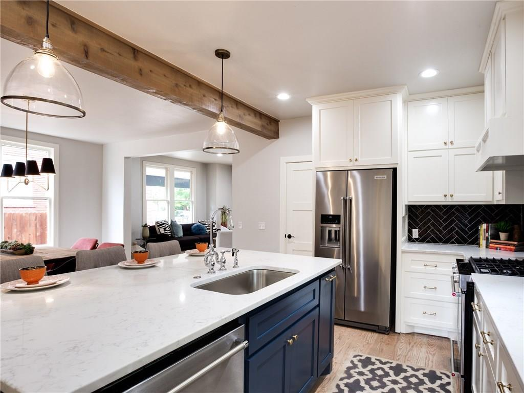 One of Oklahoma City NW 3 Bedroom Homes for Sale at 124 NW 17th Street