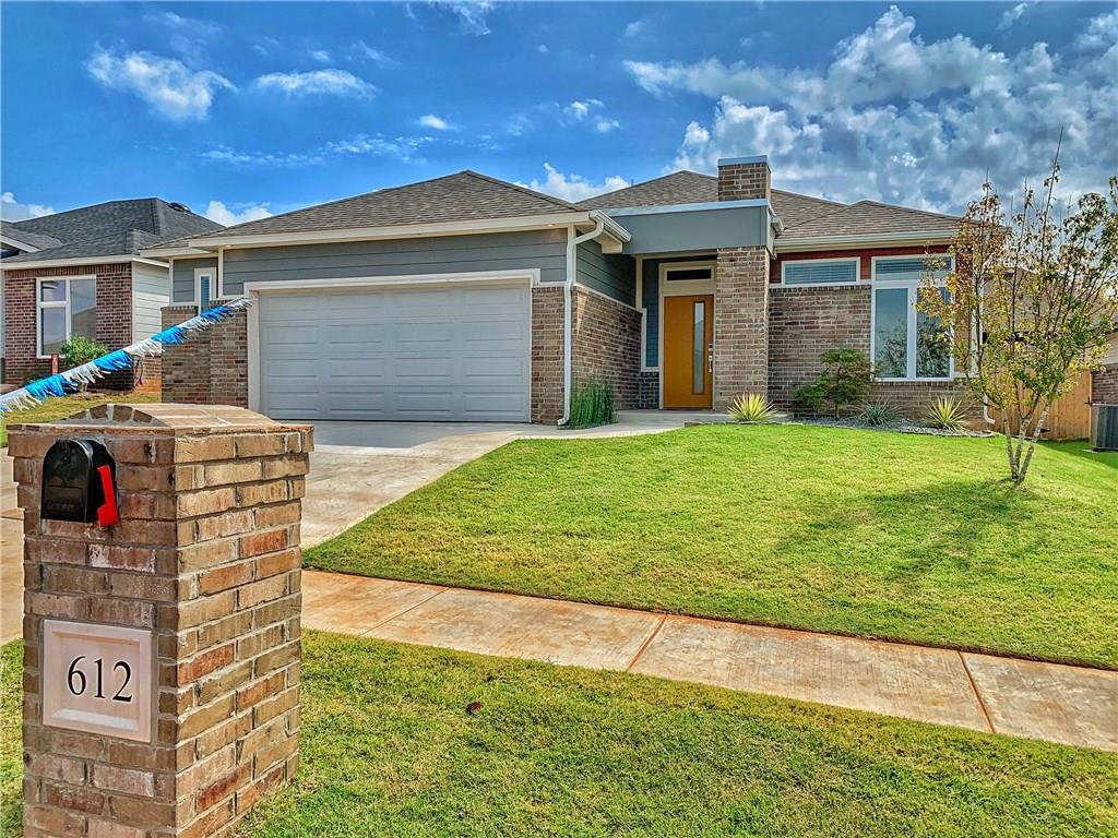 612 NW 181st Street 73012 - One of Edmond Homes for Sale