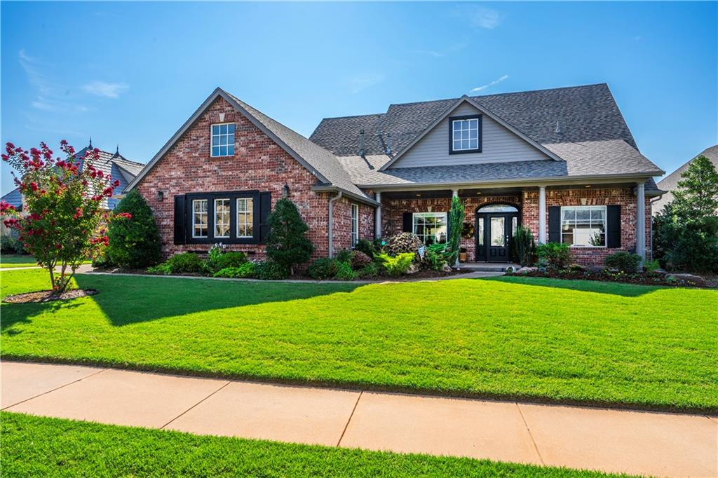 One of Edmond 4 Bedroom Homes for Sale at 3432 NW 173rd Street