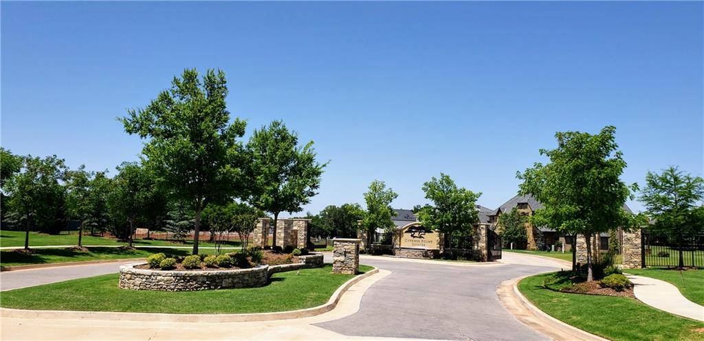 One of Edmond Homes for Sale at 6409 Gold Cypress Drive