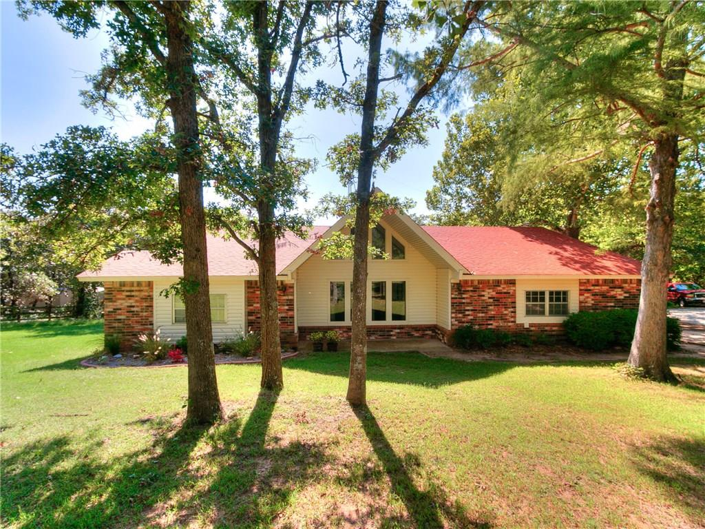 11608 Burning Oaks Road, one of homes for sale in Oklahoma City Southeast
