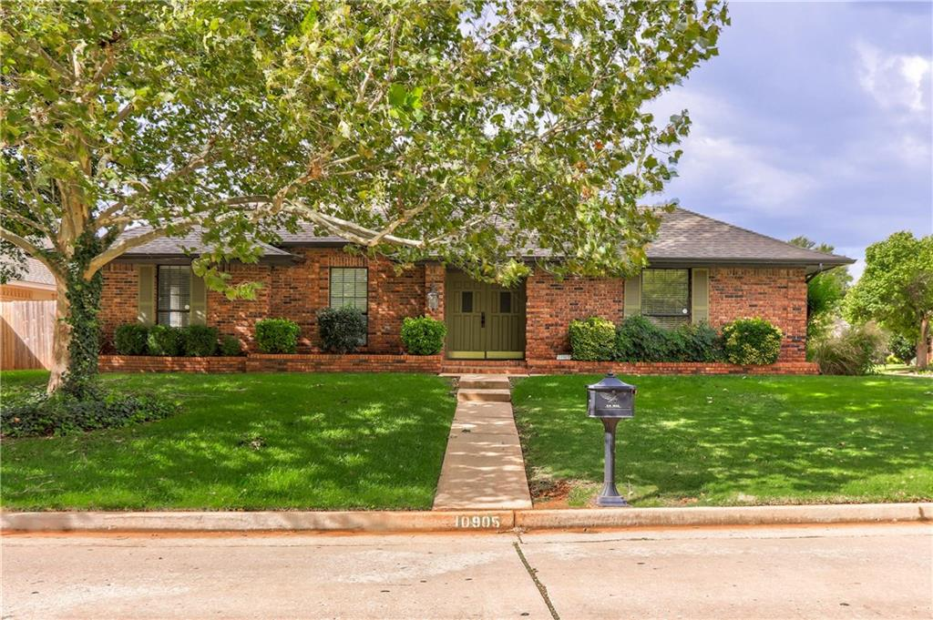 10905 Woodbridge Road, Oklahoma City NW in Oklahoma County, OK 73162 Home for Sale
