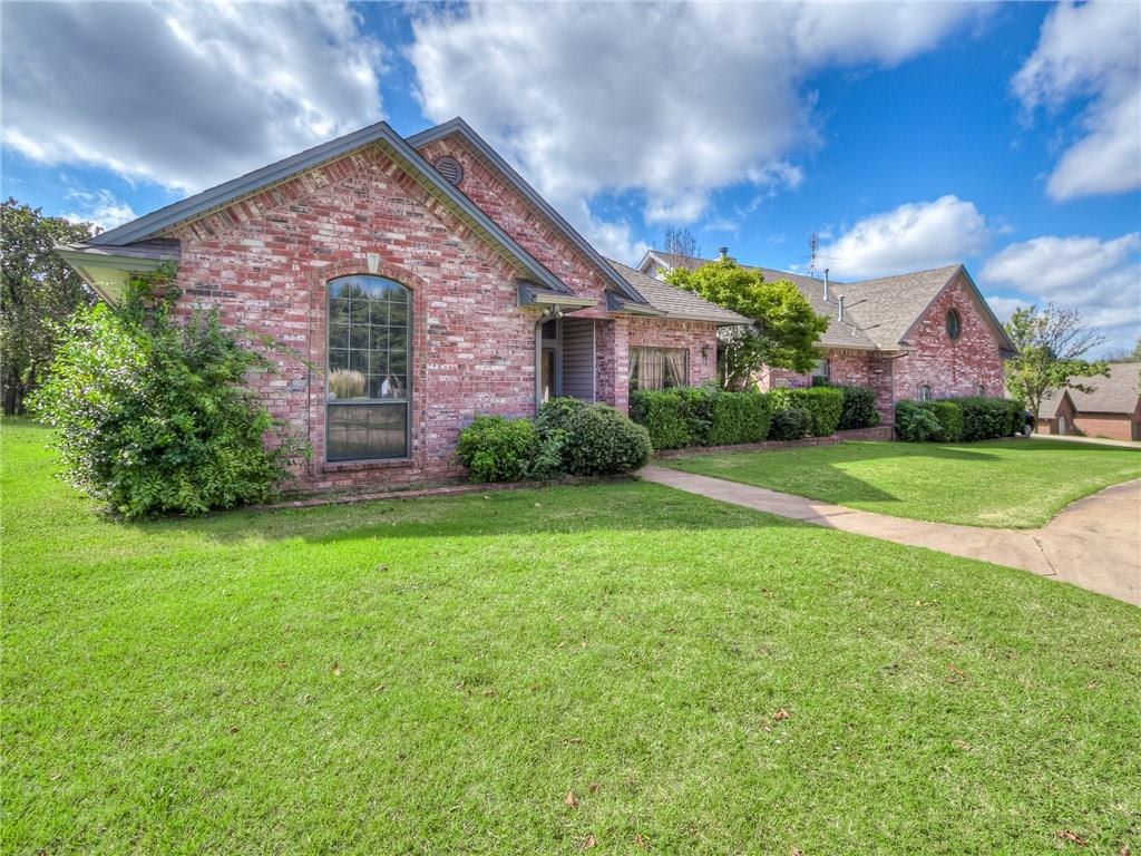 One of Oklahoma City Southeast 4 Bedroom Homes for Sale at 10320 SE 57th Street