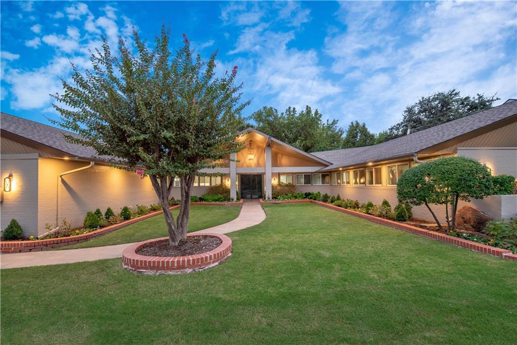 1404 Glenbrook Terrace, Oklahoma City NW in Oklahoma County, OK 73116 Home for Sale