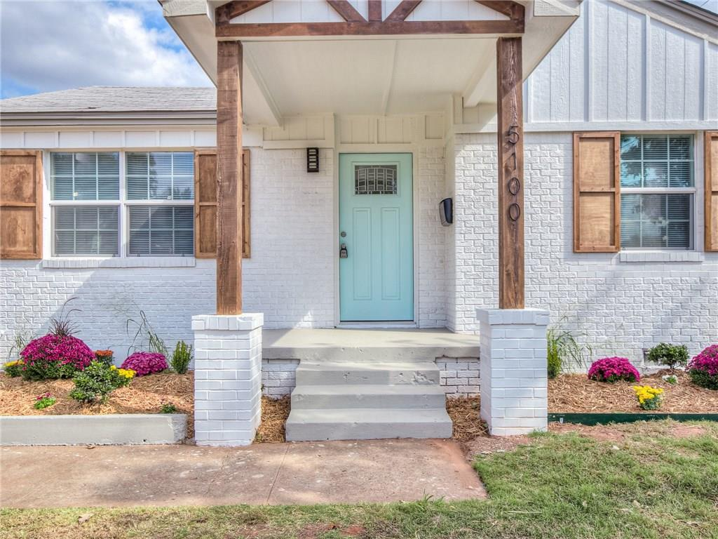 One of Oklahoma City NW 3 Bedroom Homes for Sale at 5100 N Hudson Avenue