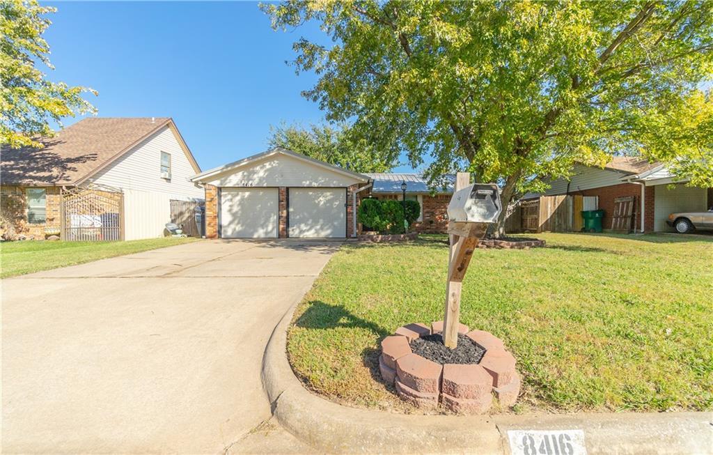 8416 Bigwood Drive, Oklahoma City Southeast, Oklahoma