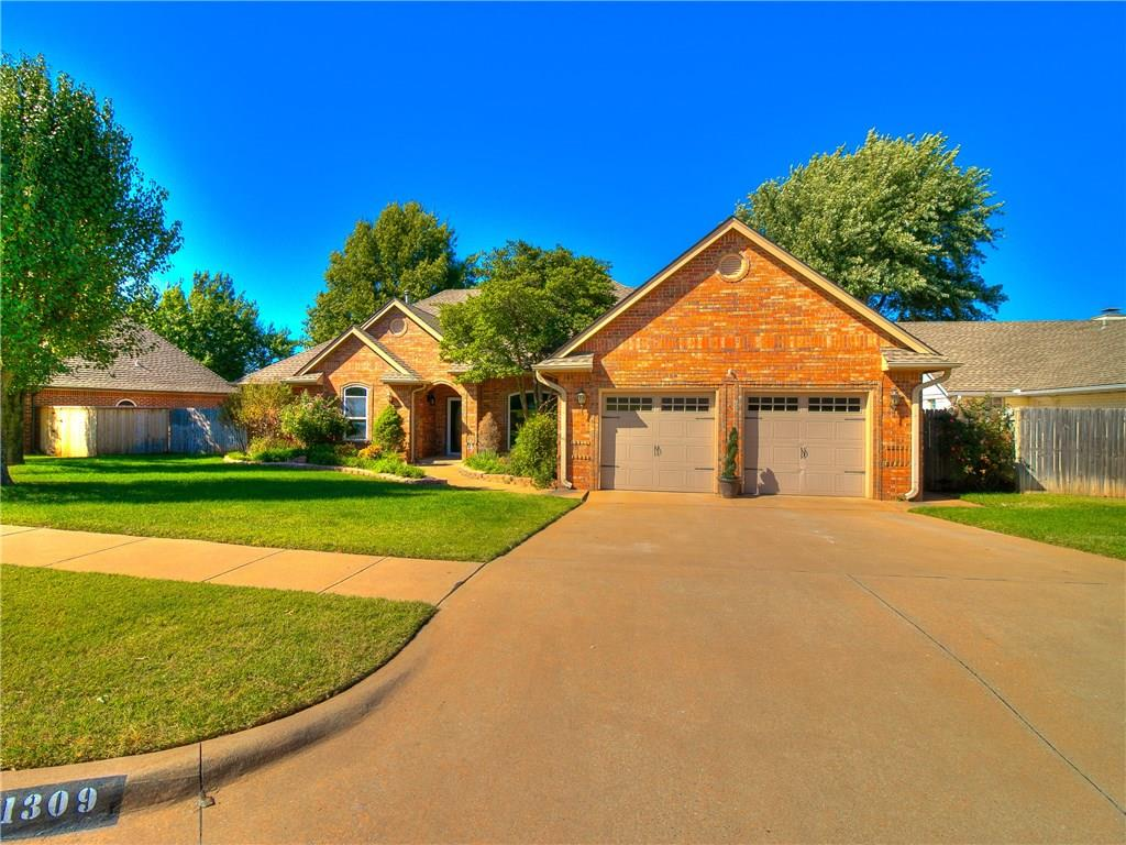 1309 Olde North Place 73034 - One of Edmond Homes for Sale