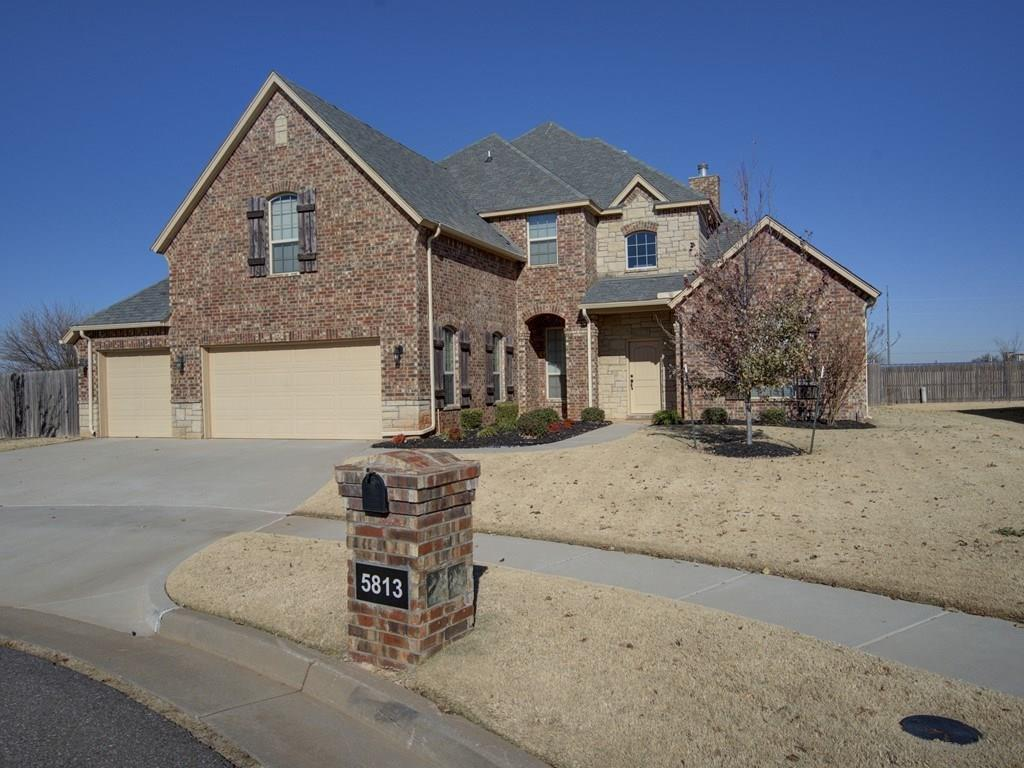 5813 NW 162nd Street 73013 - One of Edmond Homes for Sale