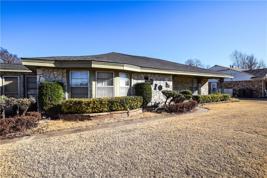 2810 N Coltrane Road, one of homes for sale in Oklahoma City Northeast