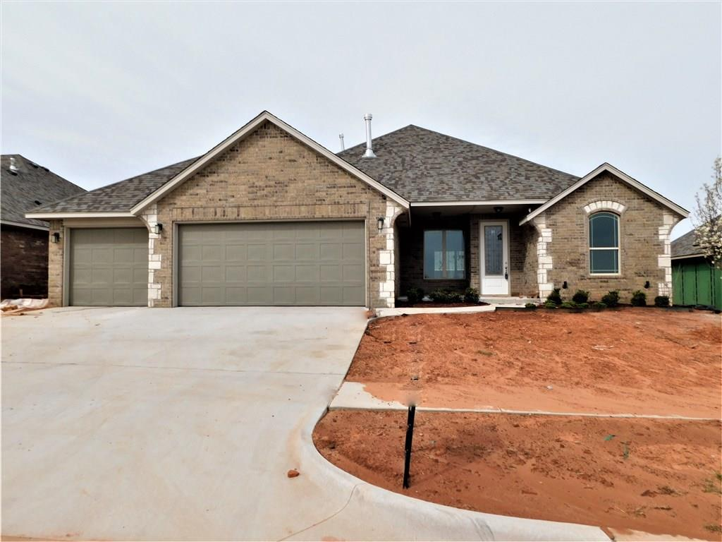 4213 Angel Oak Drive, Oklahoma City Southwest in Canadian County, OK 73179 Home for Sale