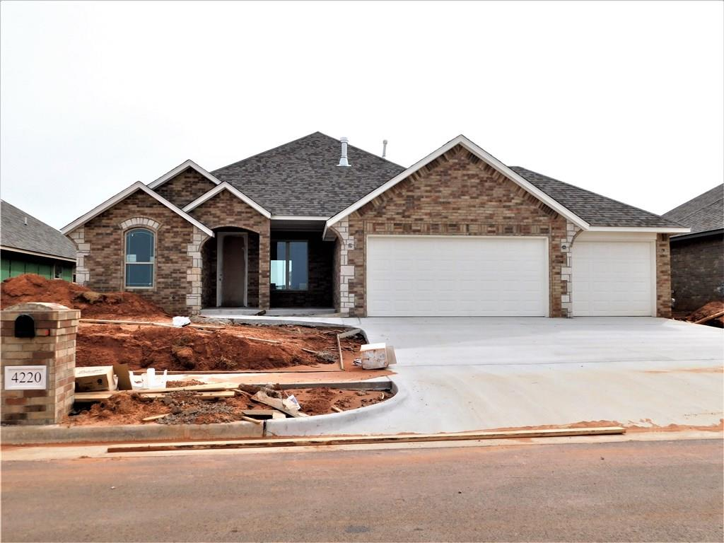 4220 Silver Maple Way, Oklahoma City Southwest in Canadian County, OK 73179 Home for Sale