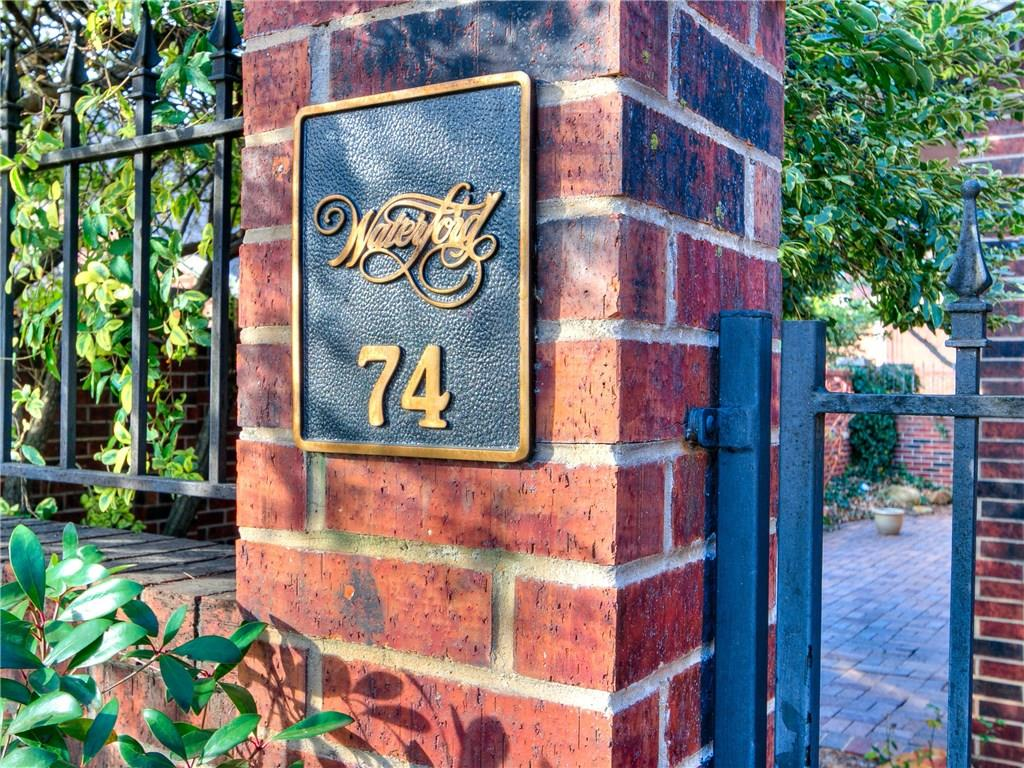 6206 Waterford Boulevard, Oklahoma City NW in Oklahoma County, OK 73118 Home for Sale