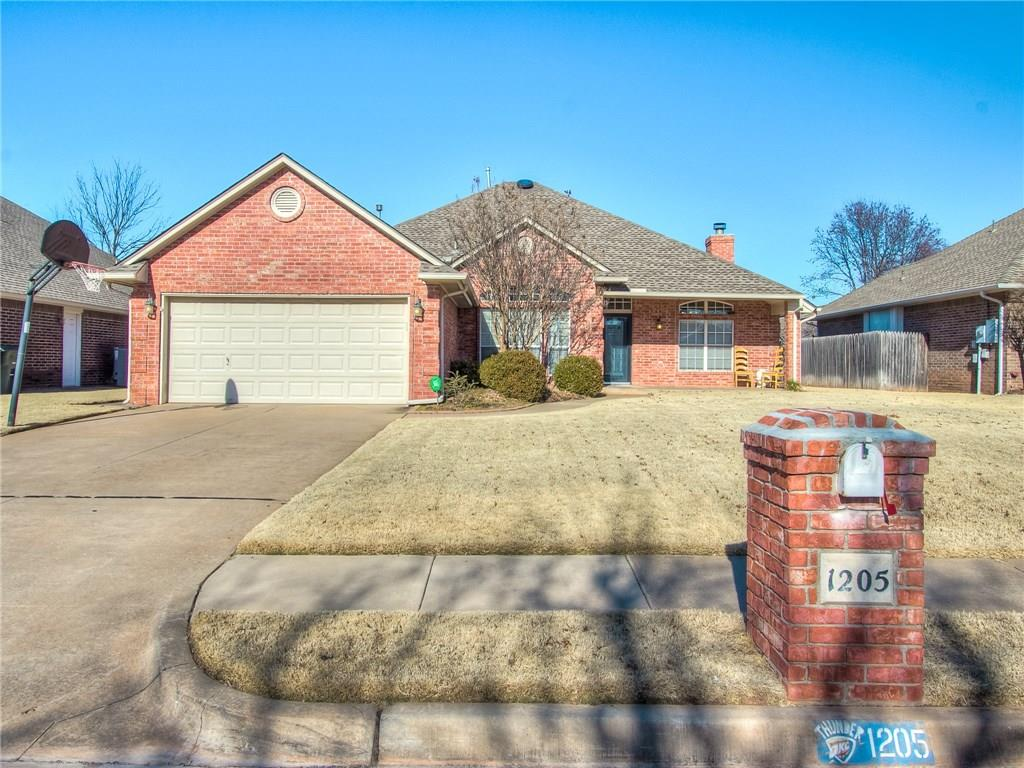 1205 Charlton Road 73003 - One of Edmond Homes for Sale