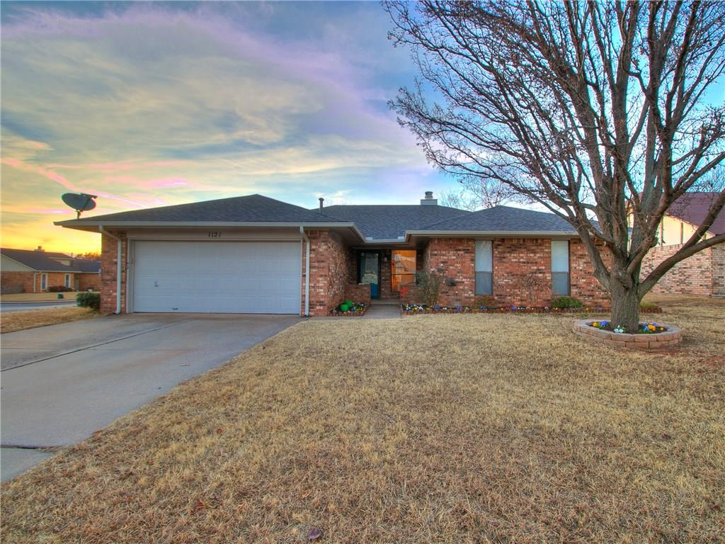 1121 Mars Road 73003 - One of Edmond Homes for Sale