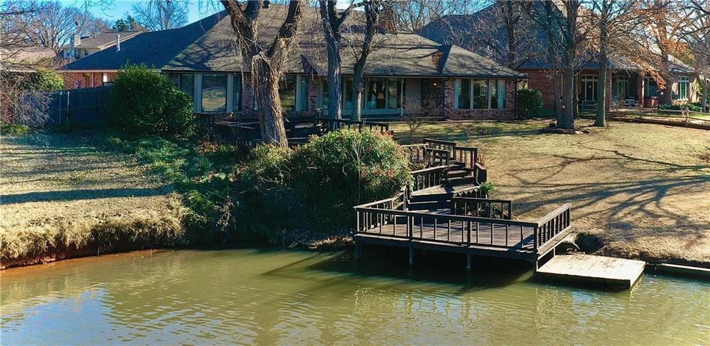 9805 Briarcreek Drive, Oklahoma City NW in Oklahoma County, OK 73162 Home for Sale