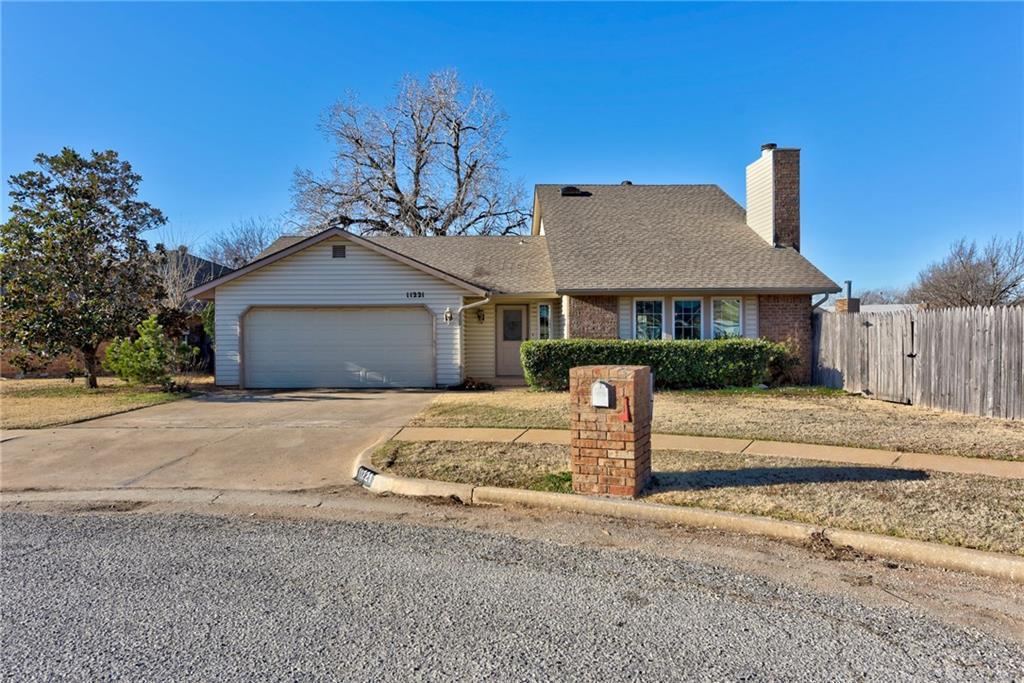 11221 Glendover Court, Oklahoma City NW in Oklahoma County, OK 73162 Home for Sale