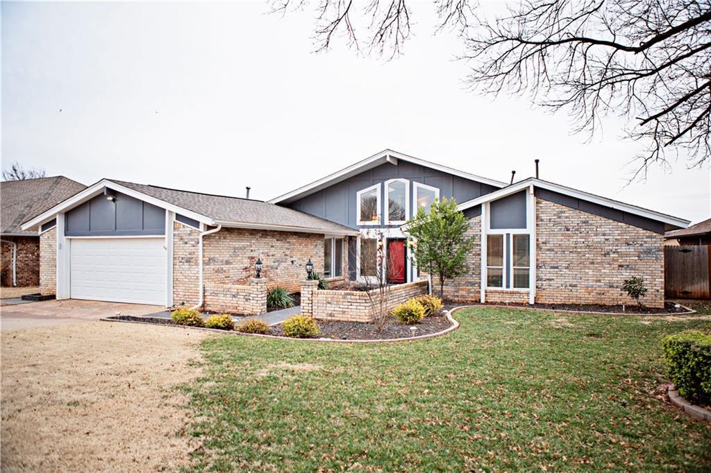 6712 Briarcreek Drive, Oklahoma City NW in Oklahoma County, OK 73162 Home for Sale