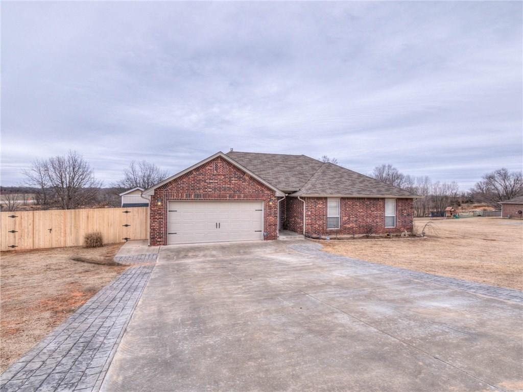 7124 Morning Song Drive, Oklahoma City Southeast in Oklahoma County, OK 73150 Home for Sale