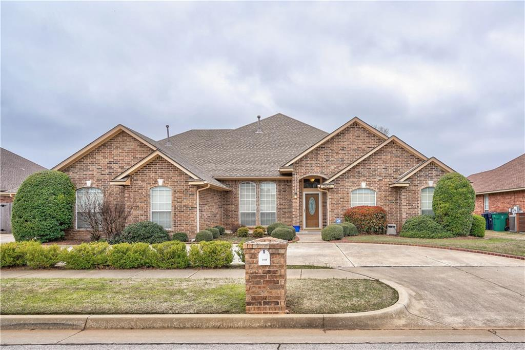2409 Kingsley Lane, one of homes for sale in Oklahoma City Southwest