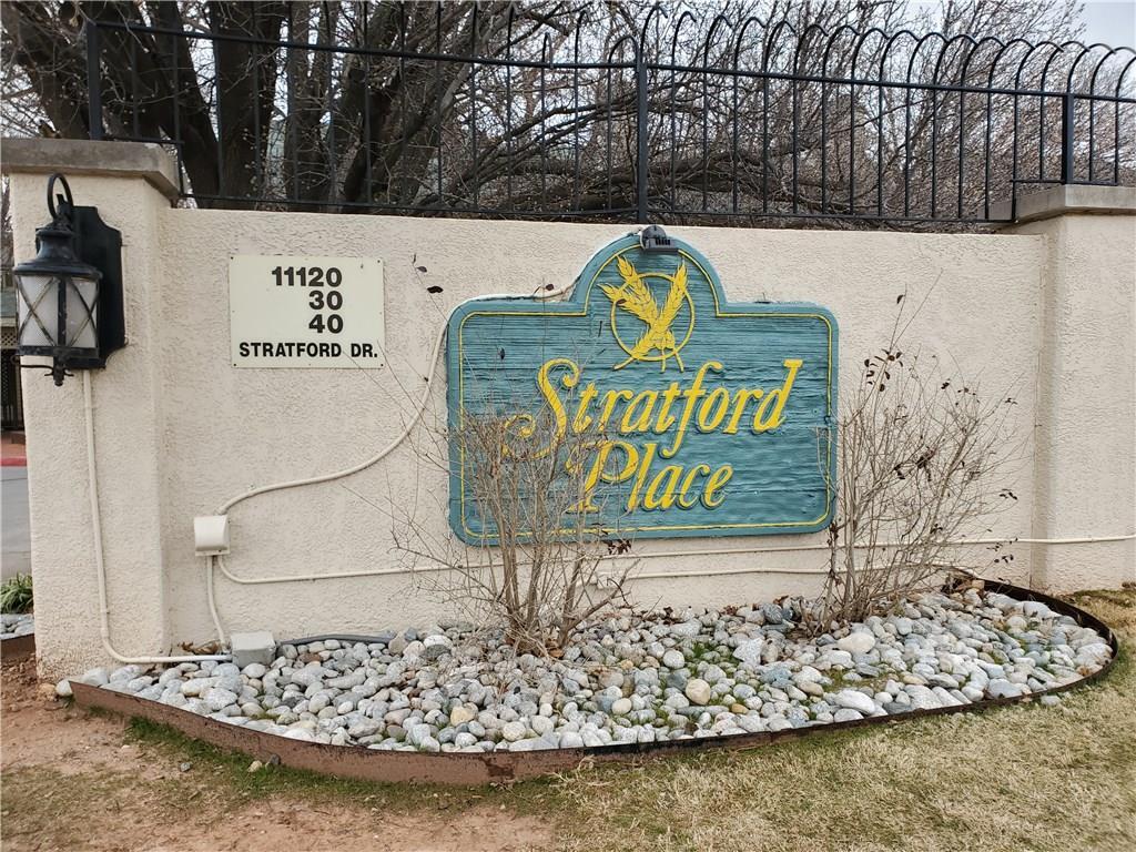 11130 N Stratford Drive, Oklahoma City NW in Oklahoma County, OK 73120 Home for Sale