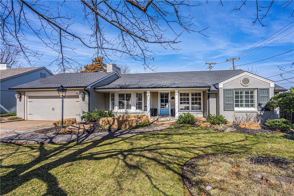 1301 Glenbrook Terrace, Oklahoma City NW in Oklahoma County, OK 73120 Home for Sale