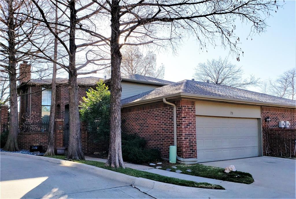 One of Oklahoma City NW 3 Bedroom Homes for Sale at 6206 Waterford Boulevard