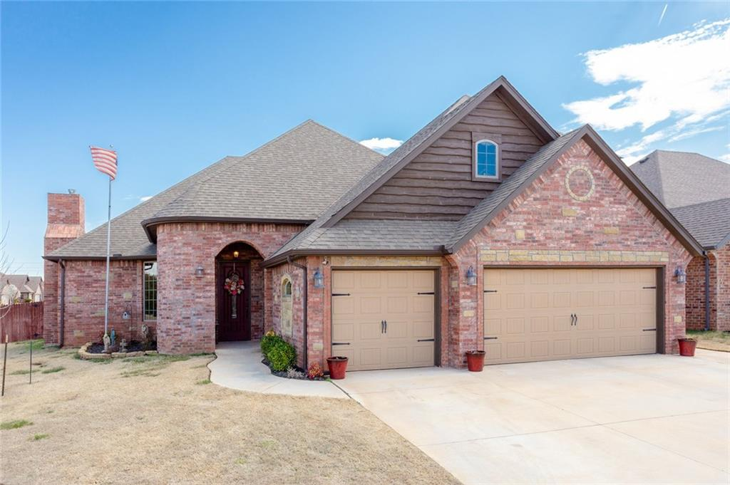 3900 Cedar Pass Drive, one of homes for sale in Oklahoma City Southwest