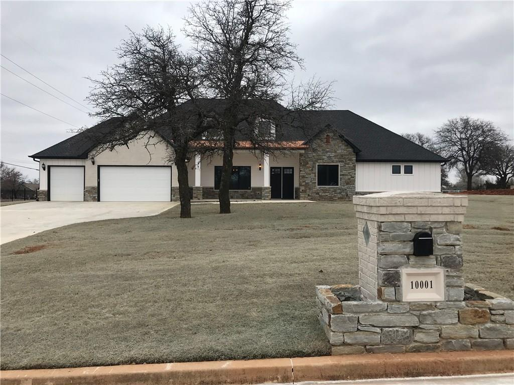 10001 SE 51 Street, one of homes for sale in Oklahoma City Southeast