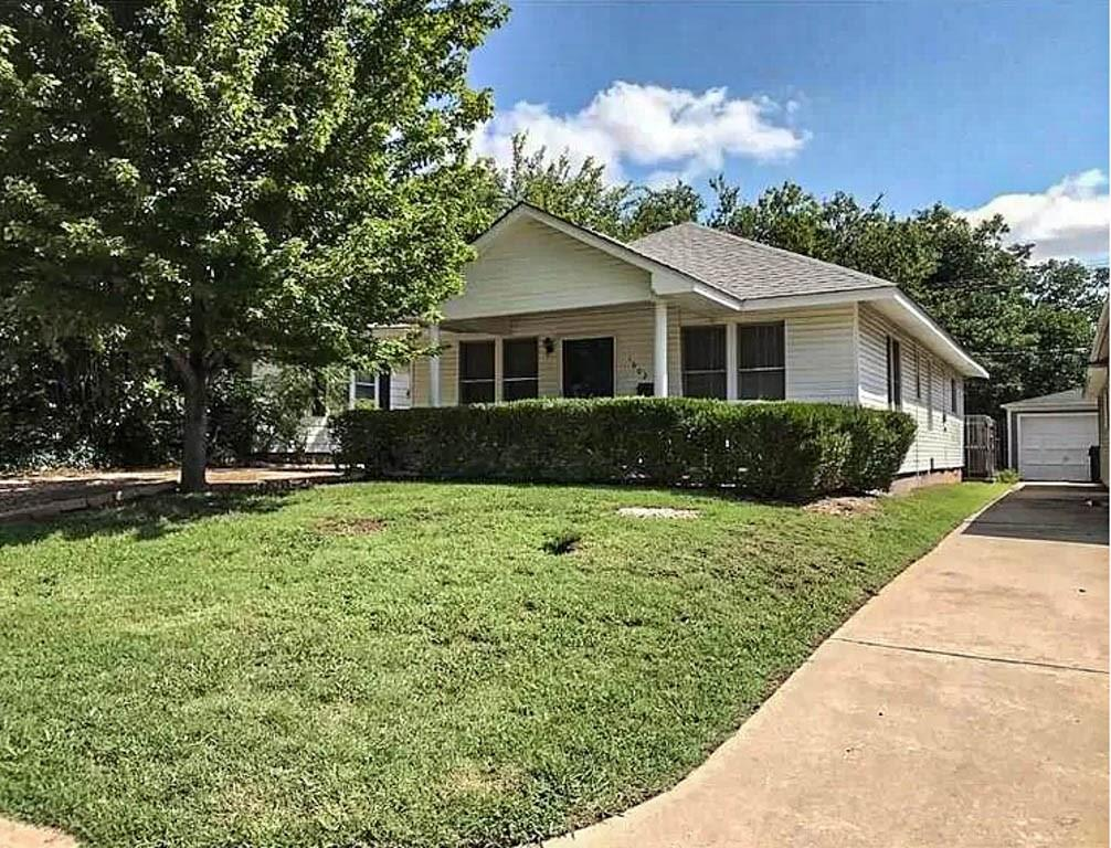1602 NW 42nd Street, Oklahoma City NW in Oklahoma County, OK 73118 Home for Sale
