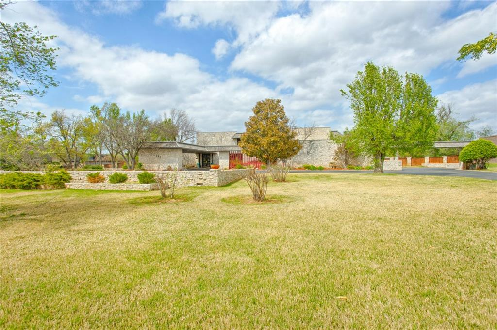 2307 NW Grand Boulevard, one of homes for sale in Oklahoma City NW