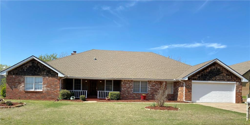 2825 Silver Glade Road, Oklahoma City NW in Oklahoma County, OK 73120 Home for Sale