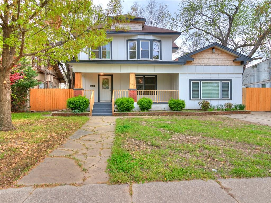 One of Oklahoma City NW 5 Bedroom Homes for Sale at 1216 NW 32nd Street