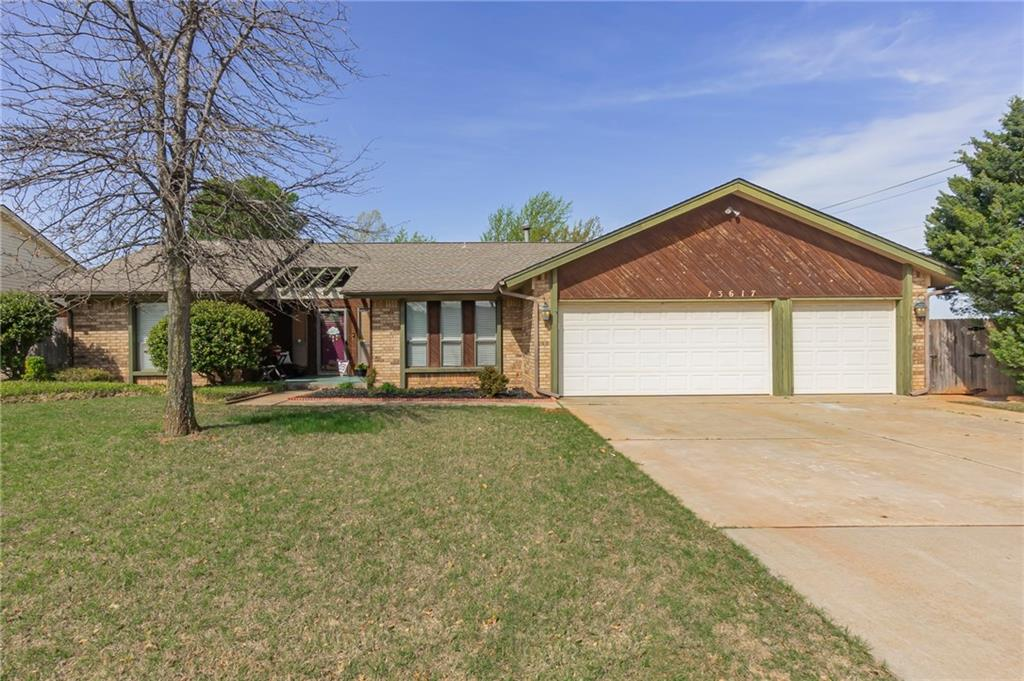 13617 Pinehurst Road, Oklahoma City NW in Oklahoma County, OK 73120 Home for Sale