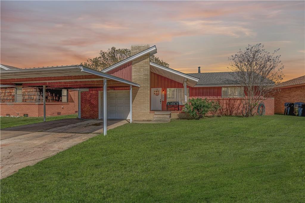 5412 N Sapulpa Avenue, Oklahoma City NW in Oklahoma County, OK 73112 Home for Sale