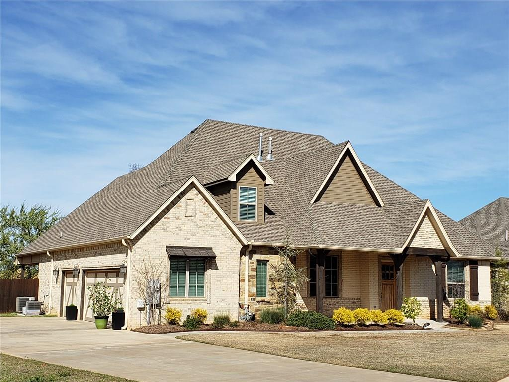 4313 Bridge Wood Lane, one of homes for sale in Oklahoma City Southwest